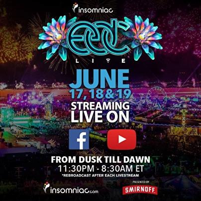 EDC Las Vegas te volgen via livestream (afbeelding)