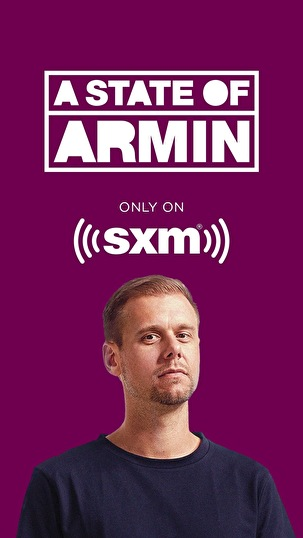 afbeelding Armin van Buuren launches exclusive new siriusxm dance channel A State of Armin