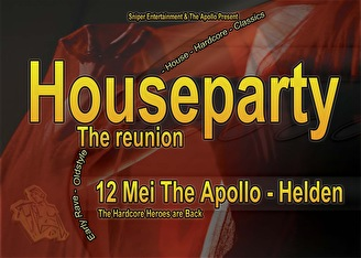 afbeelding Houseparty -  the reunion