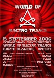 World of Electro-Trance (afbeelding)