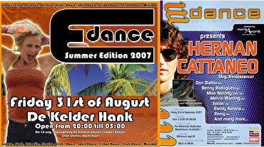 Spaanse vonken tijdens Edance Summer Edition (afbeelding)