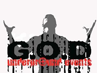 G.O.D. Underground Events (afbeelding)