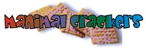 Manimal Crackers (afbeelding)