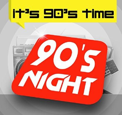 afbeelding 90's Night