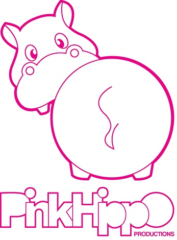 afbeelding Pink Hippo