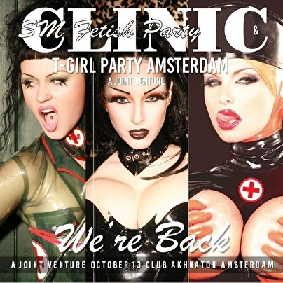 afbeelding Clinic Party