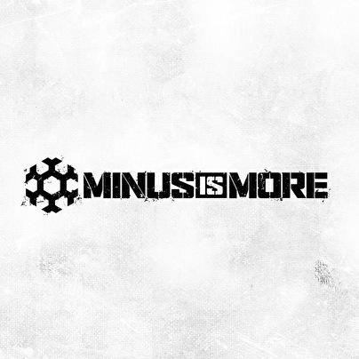 Minus is More (afbeelding)