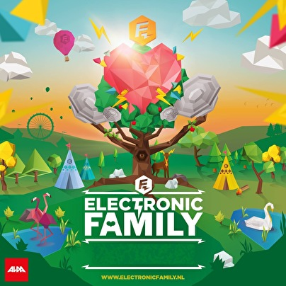Electronic Family (afbeelding)