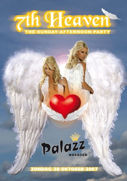 7th Heaven (flyer)
