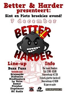 Better & Harder (flyer)