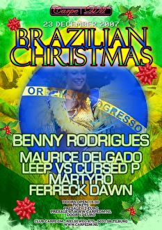 Brazilian Christmas (flyer)