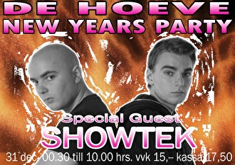 A new year sensation (flyer)