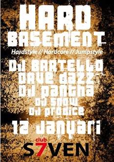 Hard Basement (flyer)