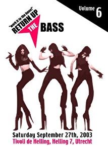 Return up the Bass (flyer)