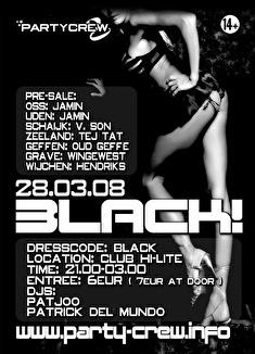 Black (flyer)