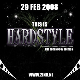 flyer This is Hardstyle