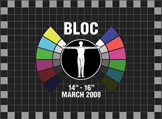 BLOC Weekend (flyer)