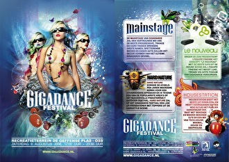 Gigadance (flyer)