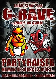 G-Rave (flyer)