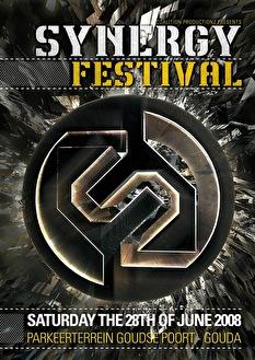 flyer Synergy Festival
