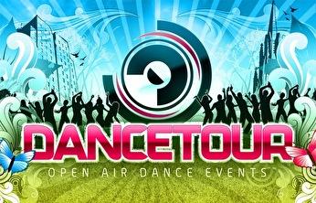 Dancetour Eindhoven (flyer)
