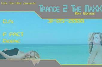 Trance 2 The Maxx (flyer)