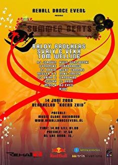 Rehall Dance Event (flyer)