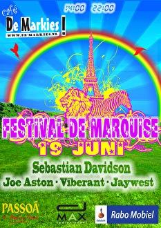 Festival de Marquise (flyer)