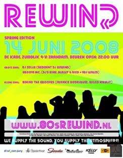 Rewind Spring Edition - Tickets, line-up & info