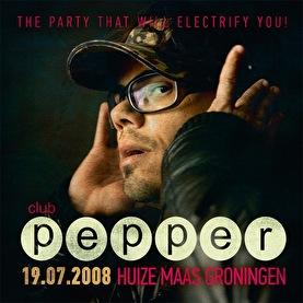 Club Pepper (flyer)