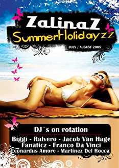 Summer Holidayzz (flyer)