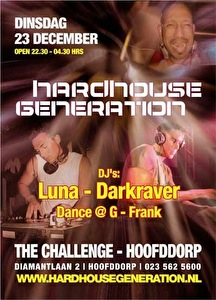 flyer Hardhouse Generation