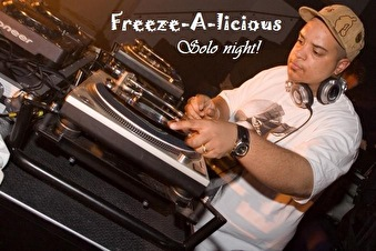 flyer Freeze-A-licious