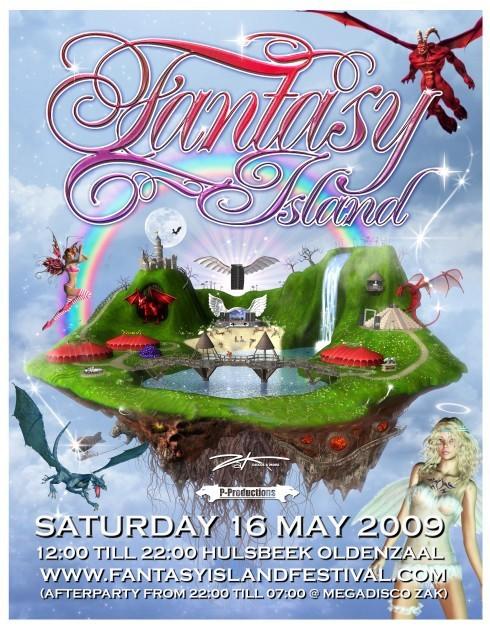 Fantasy Island (flyer)