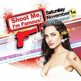 Shoot Me, I'm Famous! (flyer)