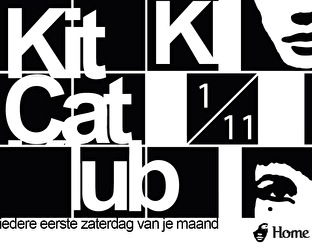 flyer KitCatKlub