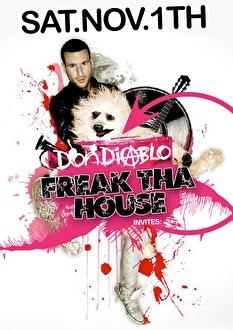 Freak da House (flyer)