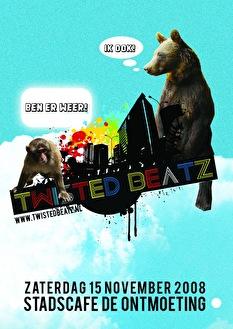 Twisted Beatz (flyer)