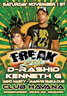 Freak (flyer)