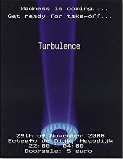 Turbulence (flyer)