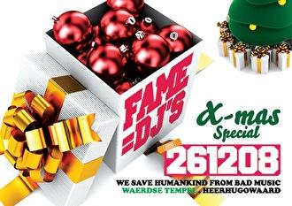 flyer Fame=DJ's