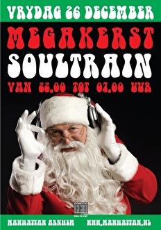 Mega Kerst Soultrain (flyer)