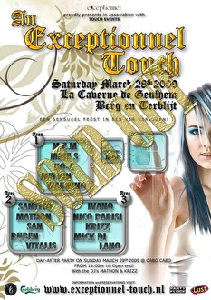 An Exceptionnel Touch (flyer)
