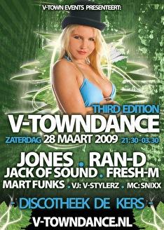 V-Towndance (flyer)