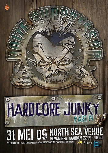 Junky hardcore — photo 9