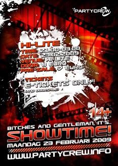 Showtime (flyer)