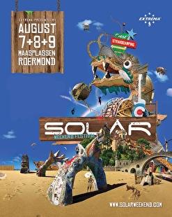 Solar Weekend 2009 (flyer)