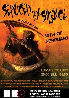 Seduced by Silence (flyer)