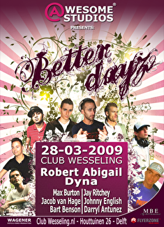 Better Dayz (flyer)