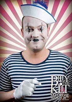 Billy the Klit (flyer)